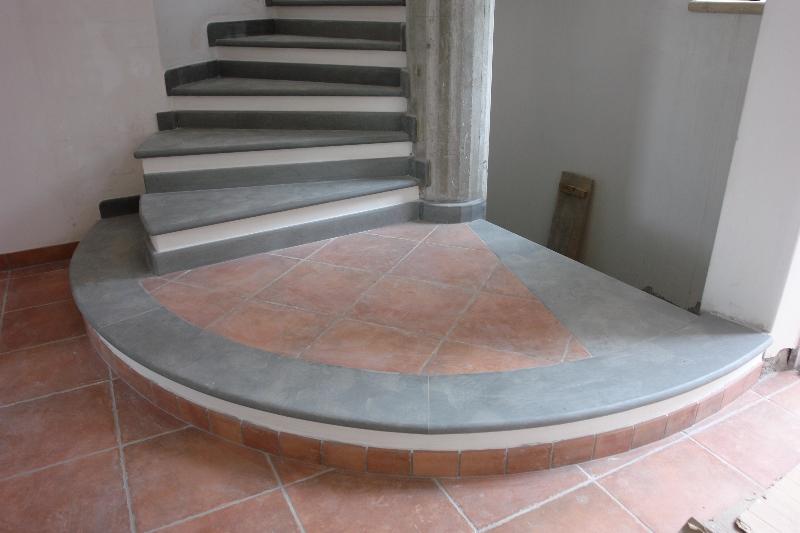scala in pietra serena interna : Pin Scala Di Pietra on Pinterest